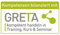 Greta Logo mit Link